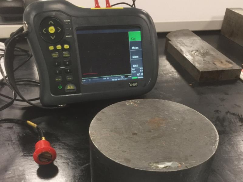 Ultrasonic Testing of Welds in the UK