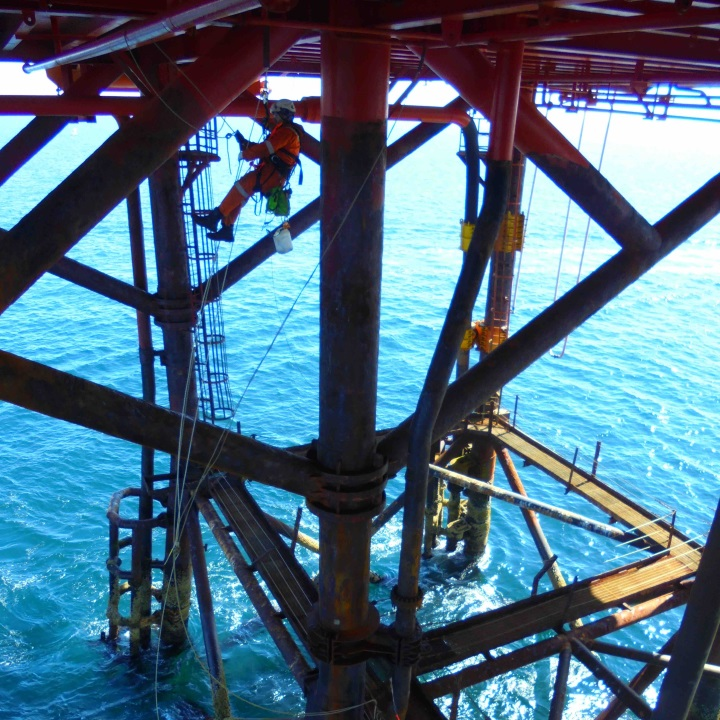 Rope Access Non-Destructive Testing