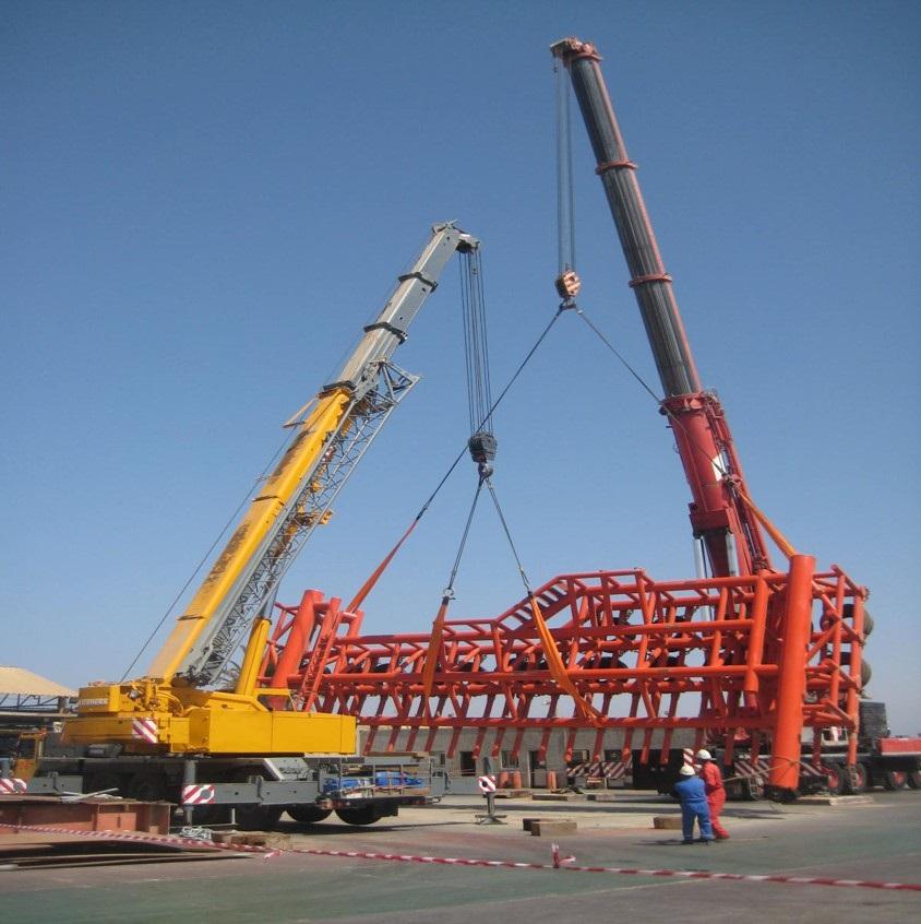 LOLER Lifting Plant & Equipment Examination